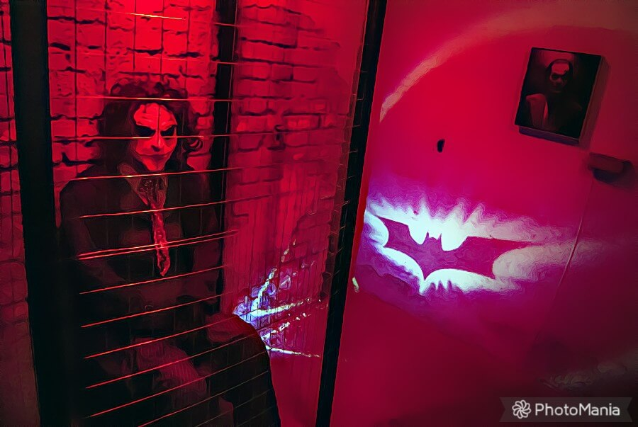 Batman and Joker Escape game